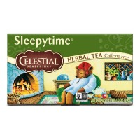 Celestial Seasonings Sleepytime Natural Herbal Tea 20 ea [070734000034]