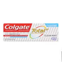 Colgate Total Clean Mint Toothpaste 0.88 oz [035000459862]
