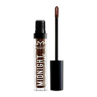 NYX Midnight Chaos Lip Gloss, Dark Dimension 0.08 oz [800897170240]