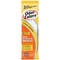 Odor-Eaters Ultra-Comfort Insoles 3 ea [041388067100]