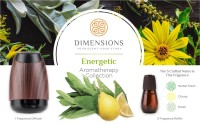 Dimensions Energetic Collection with Diffuser 1  ea [691039107640]