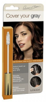 Cover Your Gray Brush In Light Brown/Blonde, 0.25 oz [021959050885]