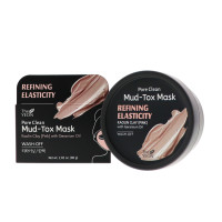 THE YEON Refining Elasticity Pore Clean Pink Mud Tox Mask 2.82 oz