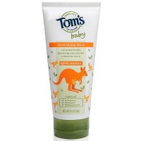 Tom's of Maine Baby Moisturizing Lotion, Lightly Scented 6 oz [077326833520]
