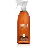 Method Wood For Good Daily Clean Spray, Almond 28 oz [817939011829]