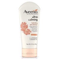 AVEENO Ultra-Calming Hydrating Gel Facial Cleanser for Dry and Sensitive Skin 5 oz [381371023837]