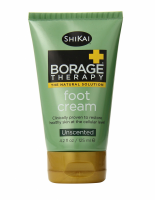 ShiKai Borage Therapy Dry Skin Foot Cream 4.2 oz [081738402502]