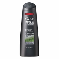 Dove Men+Care Elements Fortifying 2-in-1 Shampoo & Conditioner, Minerals & Sage 12 oz [079400678751]