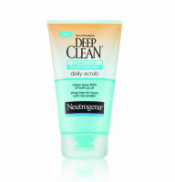Neutrogena Deep Clean Long-Last Shine Control Daily Scrub 4.20 oz [070501068427]