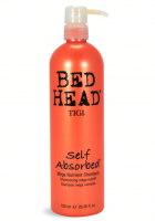 TIGI Bed Head Self Absorbed Mega Nutrient Shampoo, 25.36 oz [615908408003]
