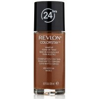 Revlon Colorstay for Combo/Oily Skin Makeup, Mocha [450], 1 oz  [309975410204]