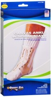 Sport Aid Ankle With Spiral Stays Canvas MD 1 Each [763189016803]
