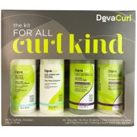 DevaCurl The Kit for All Curl Kind  1 ea [852372004786]