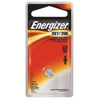 Energizer Zero Mercury Watch/Electronic Silver Oxide Battery 377 1 Each [0399644]