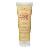 Shea Moisture Jamaican Black Castor Oil Strengthen & Grow Conditioning Shine Gel for Unisex, 8 oz [764302215660]