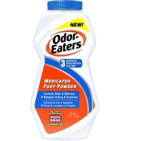 Odor-Eaters Medicated Foot Powder 5 oz [041388005447]