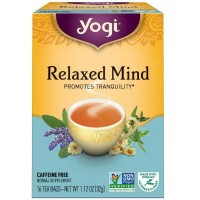 Yogi Herbal Teas, Relaxed Mind 16 ea [076950450226]