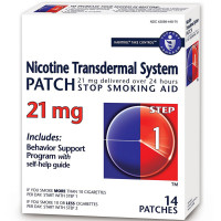 Habitrol Nicotine Transdermal System Patch 21 mg Stop Smoking Aid, Step 1 14 ea [848985001526]