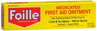 Foille Medicated First Aid Ointment 1 oz [041388003023]