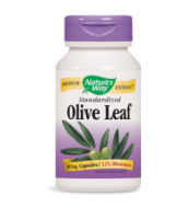 Nature's Way Standardized Olive Leaf Extract Capsules 60 ea [033674640005]