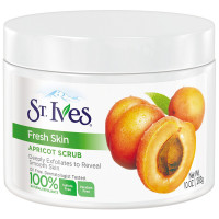 St. Ives Fresh Skin Invigorating Apricot Scrub 10 oz [077043104729]