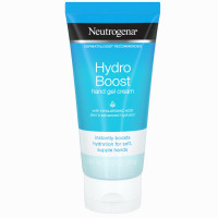 Neutrogena Hydro Boost Hydrating Hand Gel Cream with Hyaluronic Acid for Soft, Supple Hands, Light and Non-Greasy 3  oz [070501113462]