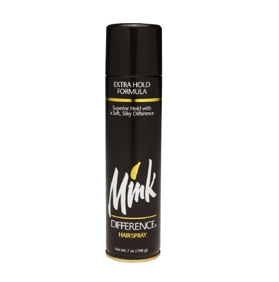 Mink Difference Hair Spray Extra Hold Formula 7 Oz 809219300068
