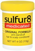 Sulfur8 Anti-Dandruff Hair & Scalp Conditioner 4 oz [075610431100]