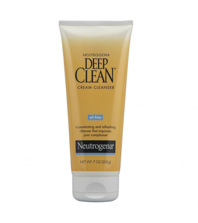 Neutrogena Deep Clean Cream Cleanser 7 oz [070501060957]