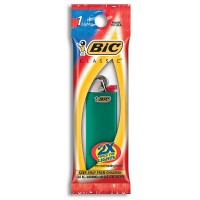 Bic Classic Disposable Lighter, Colors May Vary 1 ea [070330911468]