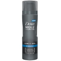Dove Men+Care Shave Gel, Hydrate 7 oz [011111258525]