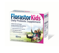 Florastor Kids Daily Probiotic Supplement 30 ea [704142000378]