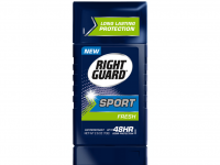 RIGHT GUARD Sport Antiperspirant Up To 48HR, Fresh 2.6 oz [017000068121]