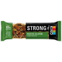Kind Strong & Kind Protein Bar, 1.6 oz bars, Roasted Jalapeno Almond 12 ea [602652170652]