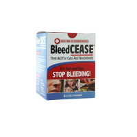 BleedCease First Aid For Cuts and Nosebleeds Sterile Packings 5 ea [184369000052]