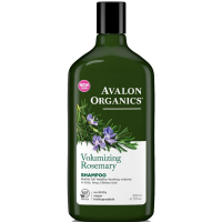 Avalon Organics Volumizing Shampoo, Rosemary 11 oz [654749351109]