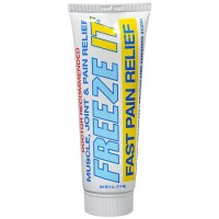 Freeze It Advanced Therapy Gel 4 oz [856569002012]