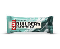 Cliff Builders Bar, 2.4 oz bars, Chocolate Mint 12 bars [722252601445]