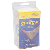 Tuli's Cheetah Heel Protector, One Size Fits All, Adult 1 ea [038016102609]