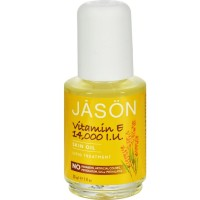 Jason Vitamin E Beauty 14,000 IU Skin Oil 1 oz [078522040217]