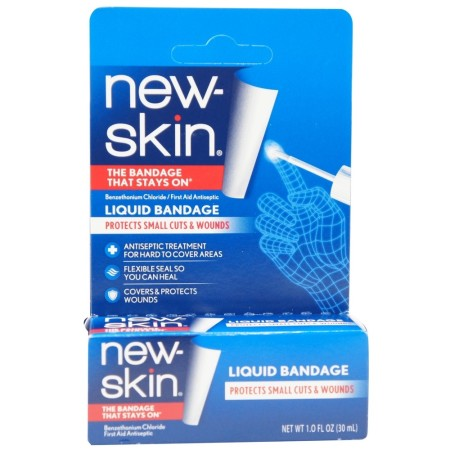 New-Skin Liquid Bandage 1 oz [851409007011]