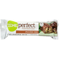 Zone Perfect Nutritional Bar, 1.76 oz Bars, Chocolate Mint 12 ea  [638102202093]