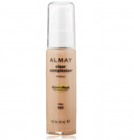 Almay Clear Complexion Makeup, Beige [500] 1 oz [309974947053]