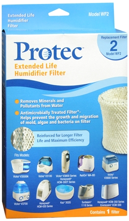 Kaz Extended Life Humidifier Filter WF2 1 Each [328785835021]