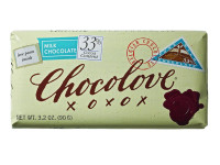 Chocolove Chocolate Bar, 3.2 oz bars, 12 ea [716270001301]