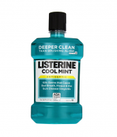 Listerine Antiseptic Mouthwashm, Cool Mint 1500 mL [312547427555]