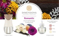 Dimensions Romantic Collection with Fragrance Plug-in 1  ea [691039107893]