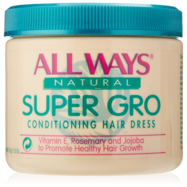 All Ways Natural Super Gro Conditioning Hairdress Reviews