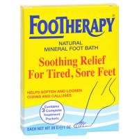Footherapy Foot Salts 3 oz [079896539000]