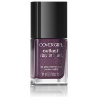 CoverGirl Outlast Stay Brilliant Nail Gloss, Pyro Pink 0.37 oz [046200000464]